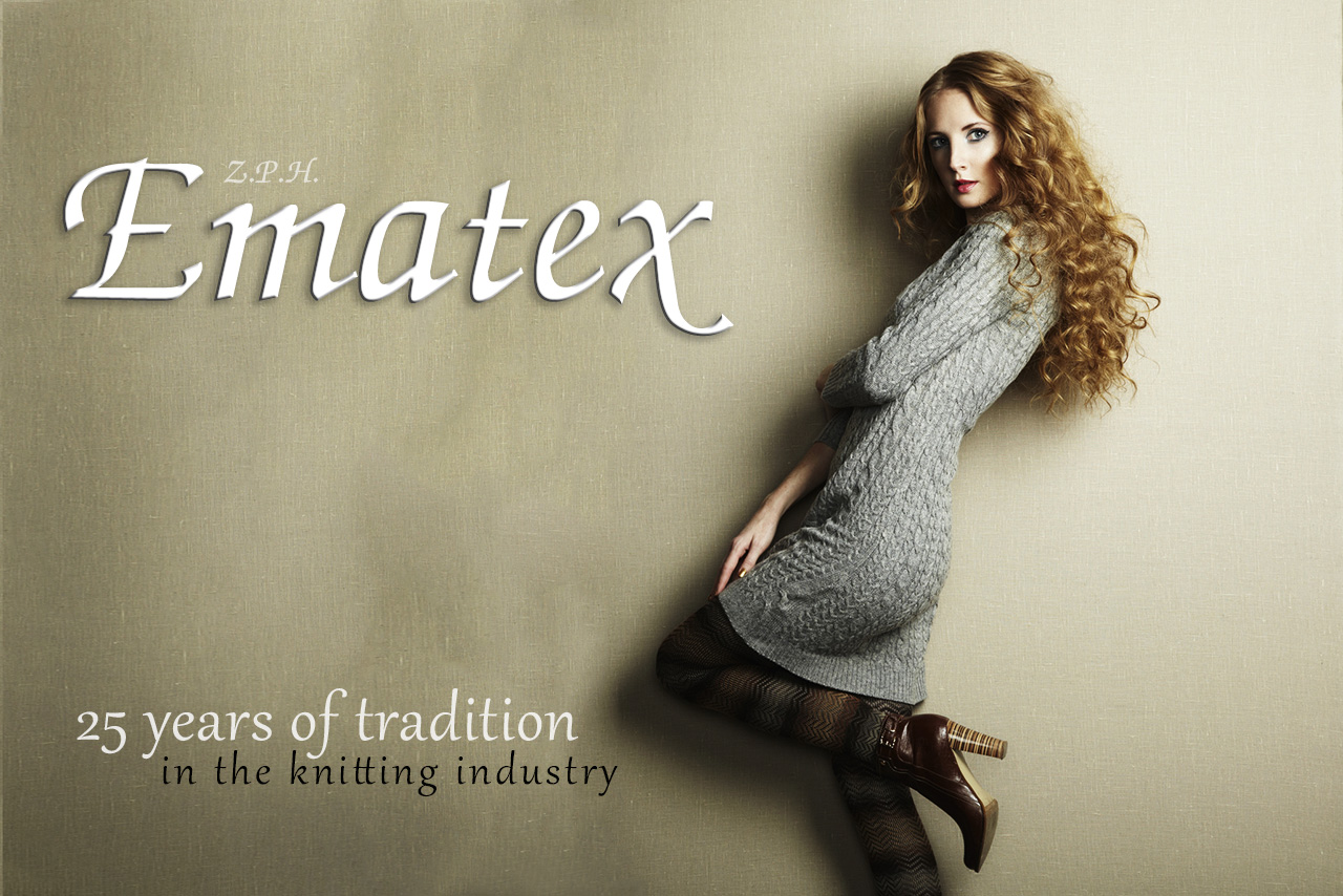 Ematex the knitting industry